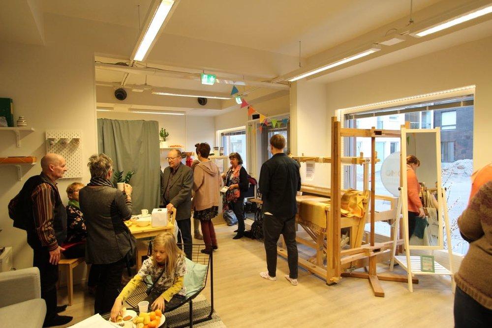 Kutomo opens in Jätkäsaari, Helsinki
