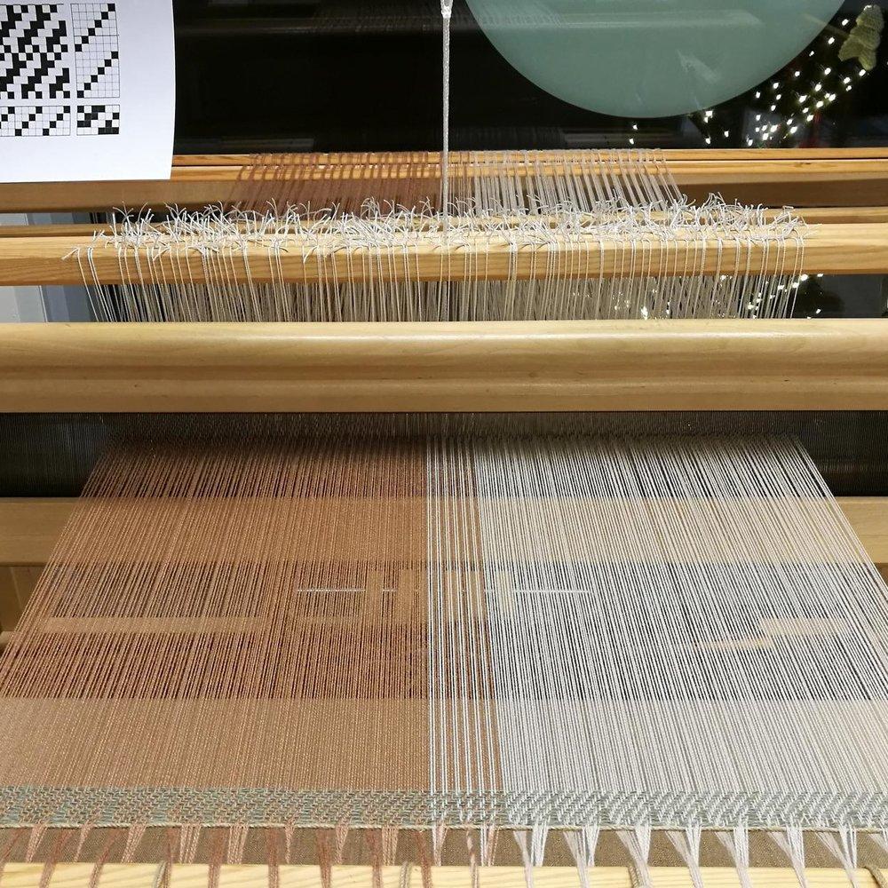 Weaving project 1