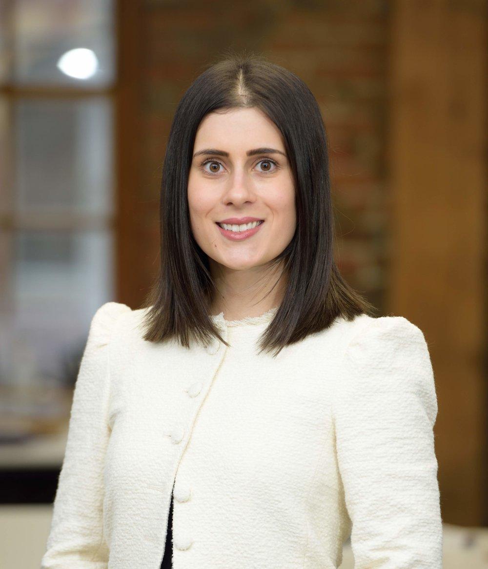 Melissa Caouette, Consultant -
