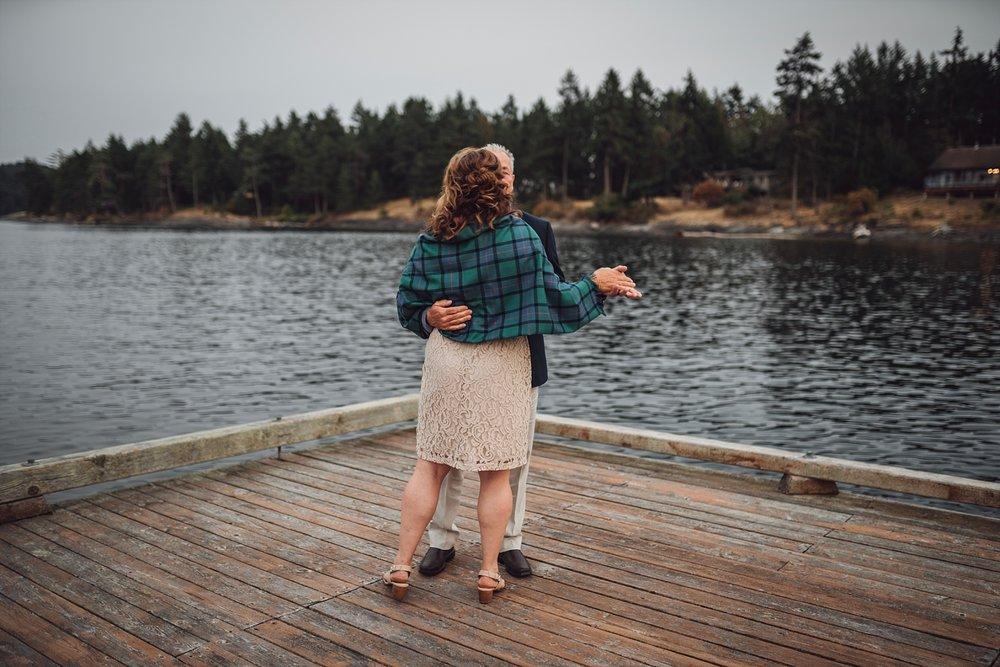 gulf island destination wedding and elopement photographer
