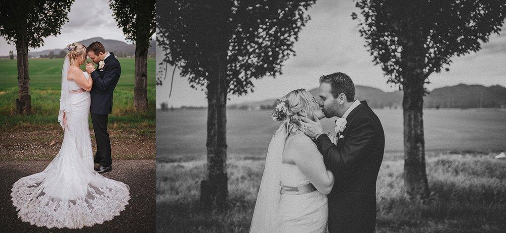 Secret Garden of Woodbridge Ponds Wedding