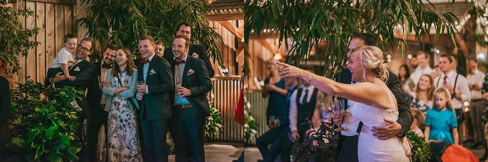 secret garden at woodbridge pond wedding