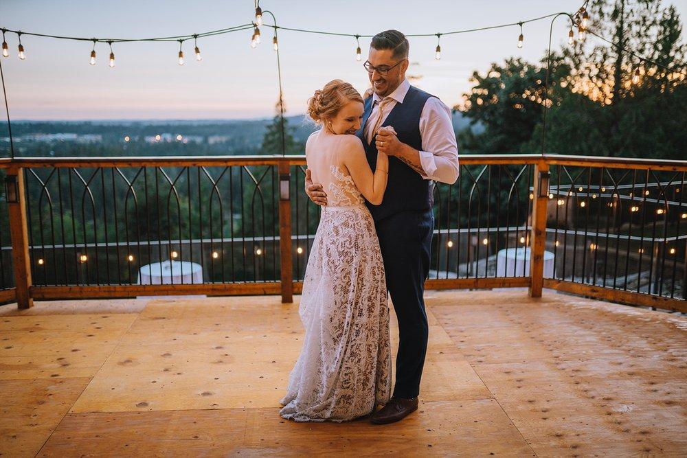 first-dance-backyard-wedding