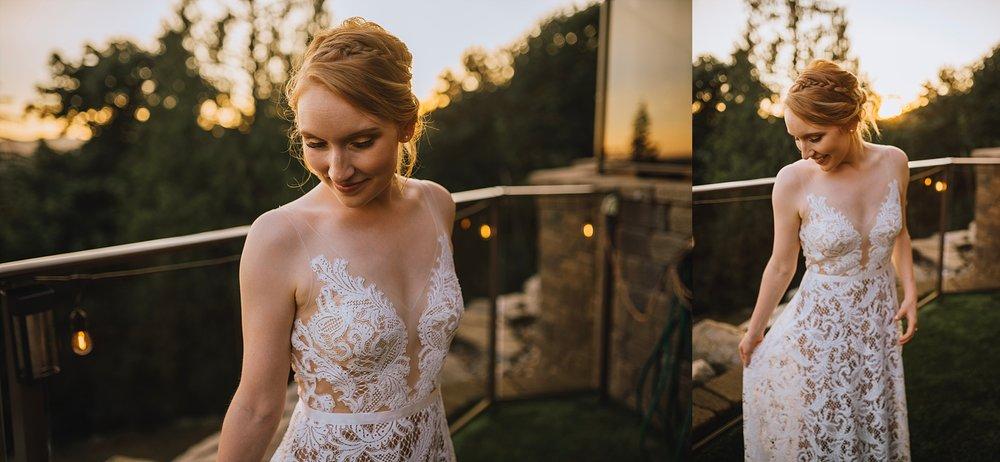 vancouver backyard wedding photographer