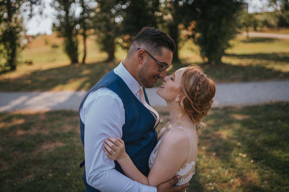 fraser river heritage park wedding photography