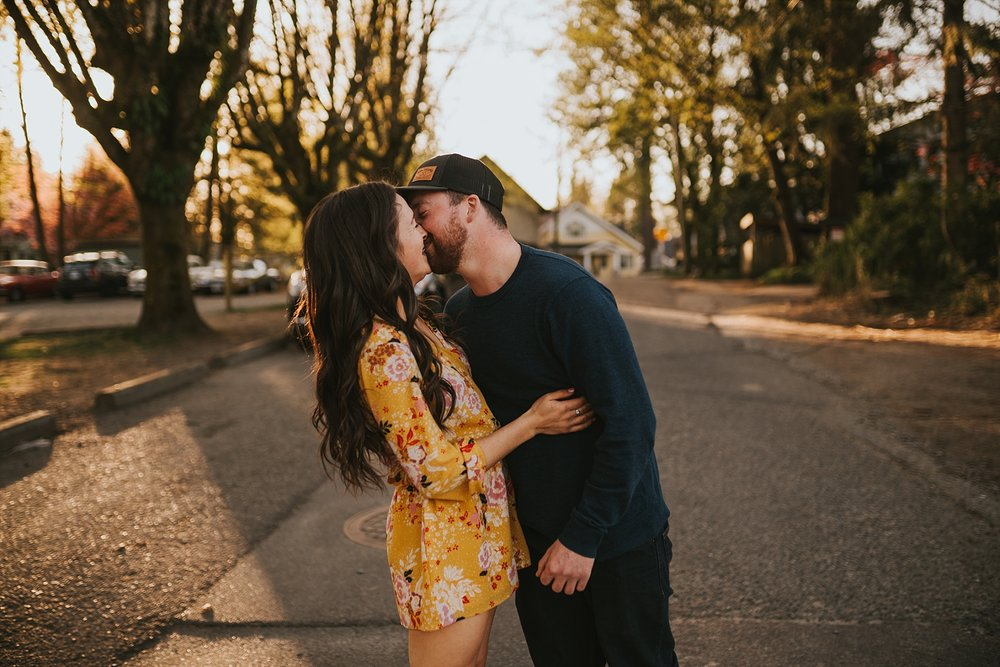 fort langley couples photoshoot