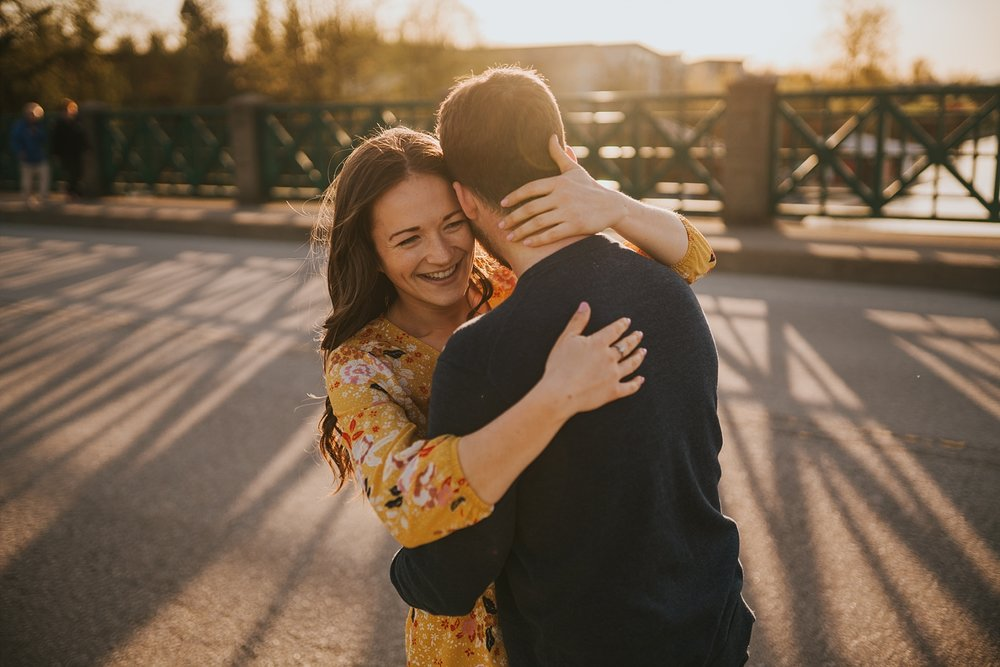 fort langley engagement photographer