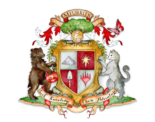 coat of arms for Rachel