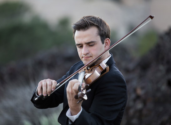 William Hagen - - violin -
