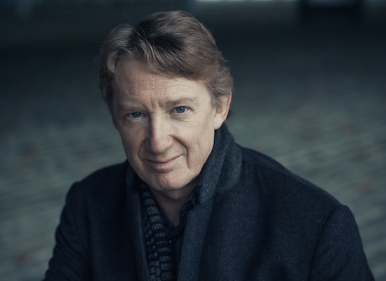 Douglas Boyd - - conductor -