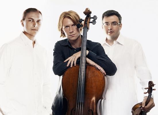 Hermitage Piano Trio - - piano trio -