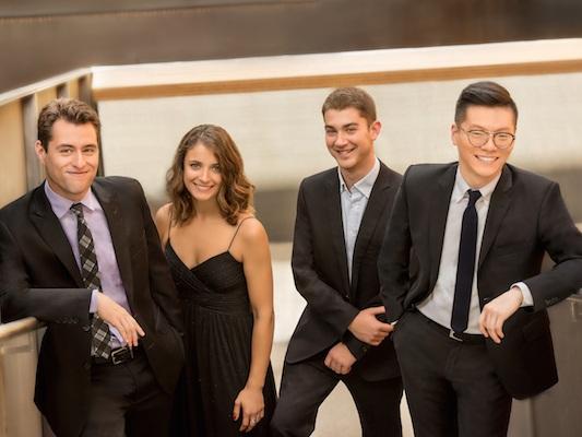 Dover Quartet - - string quartet -