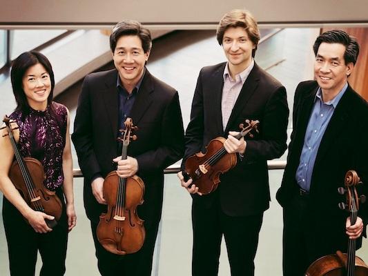 Ying Quartet - - string quartet -