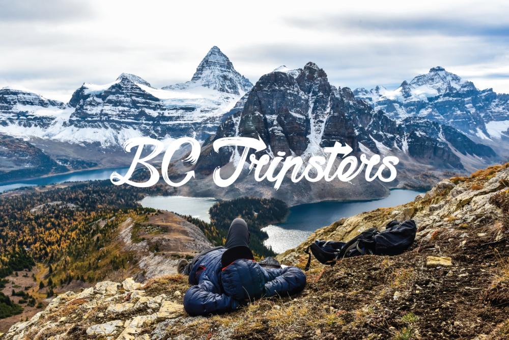 BC Tripsters - Branding CreationMarketing StrategyWeb Design