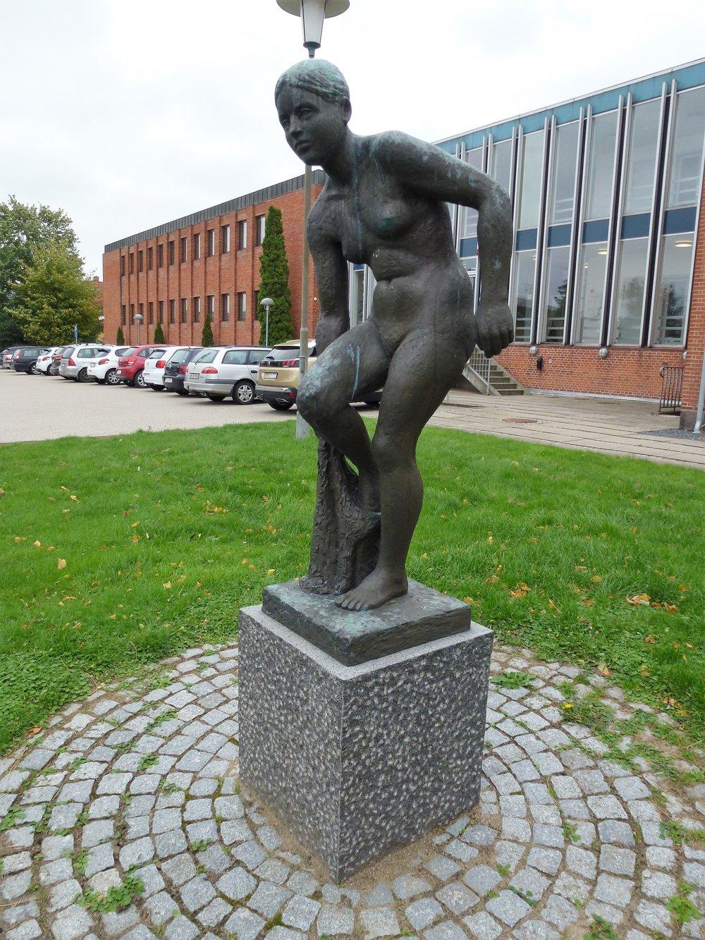 Figur, Haslev Rådhus