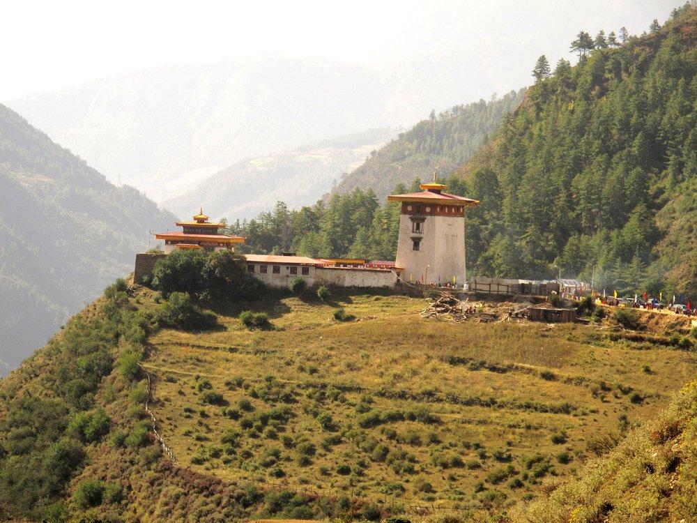 Dobji Dzong, Haa