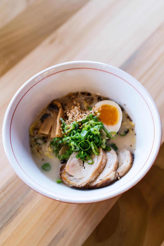 Classic Ramen - Pork tonkotsu