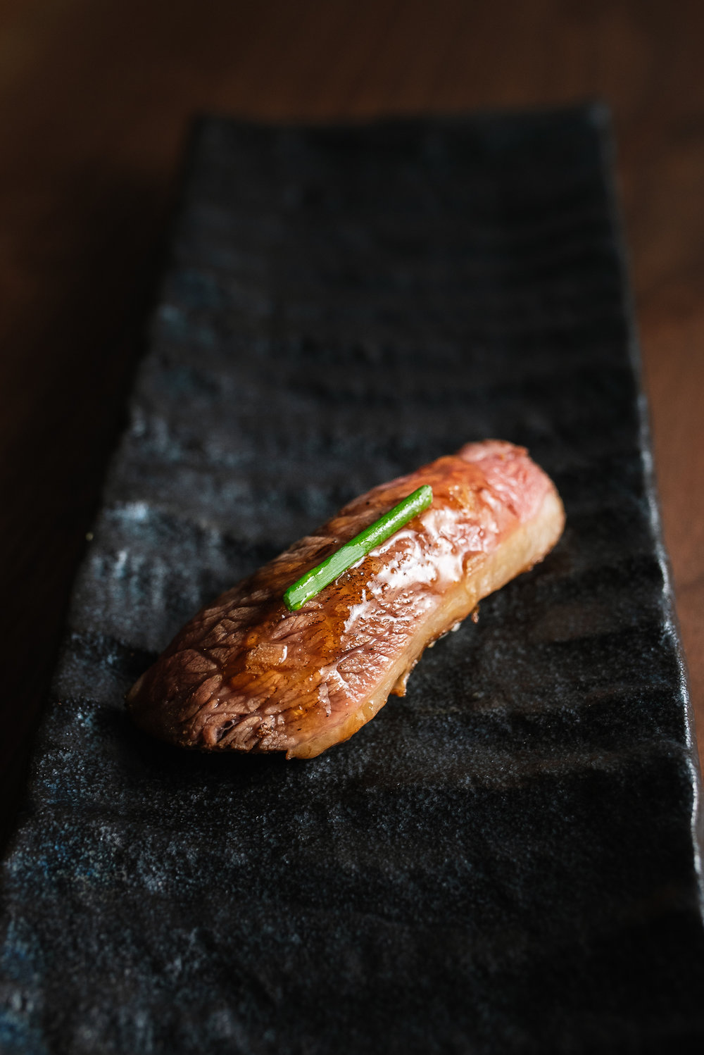 72 hour short rib nigiri -