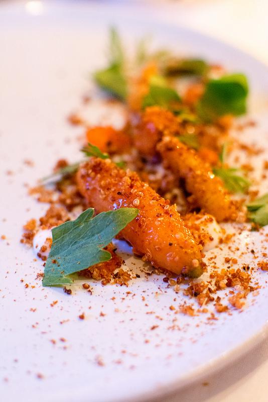 carrots Niche Restaurant st.louis