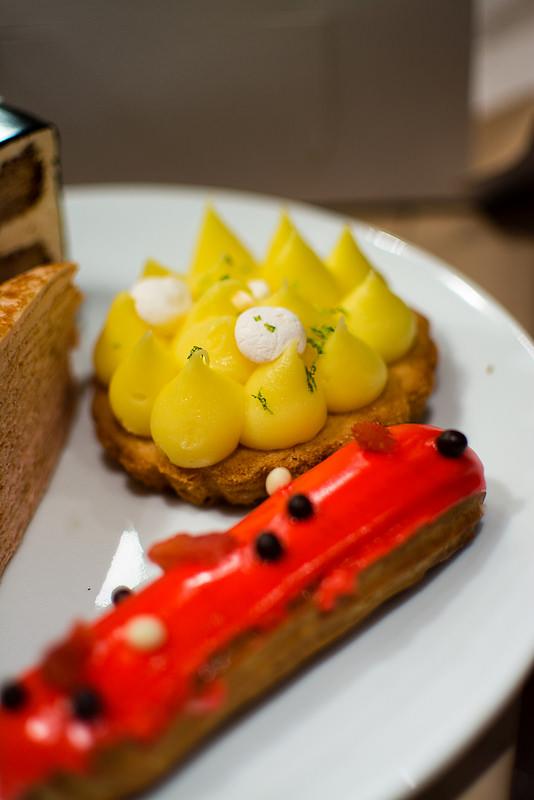 lemon tart La Patisserie Chouquette st.louis