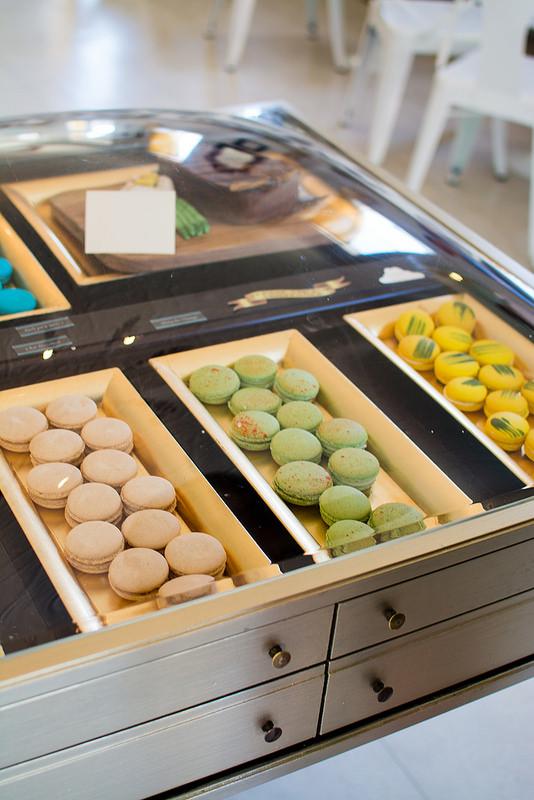 Macarons La Patisserie Chouquette st.louis