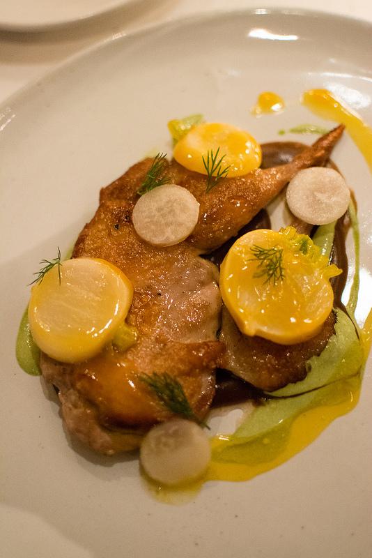 quail Niche Restaurant st.louis
