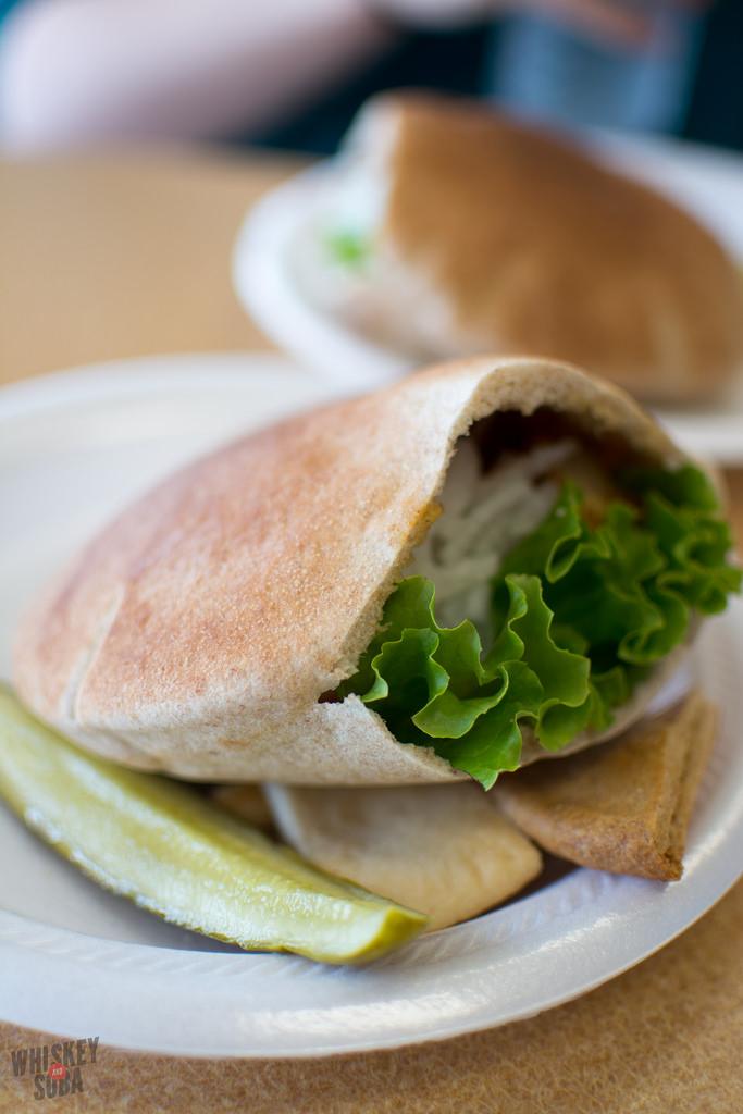 pita sandwich Pita Plus st.louis