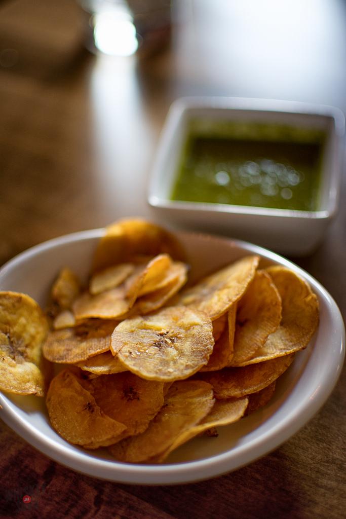 plantain chips Mango Peruvian st.louis