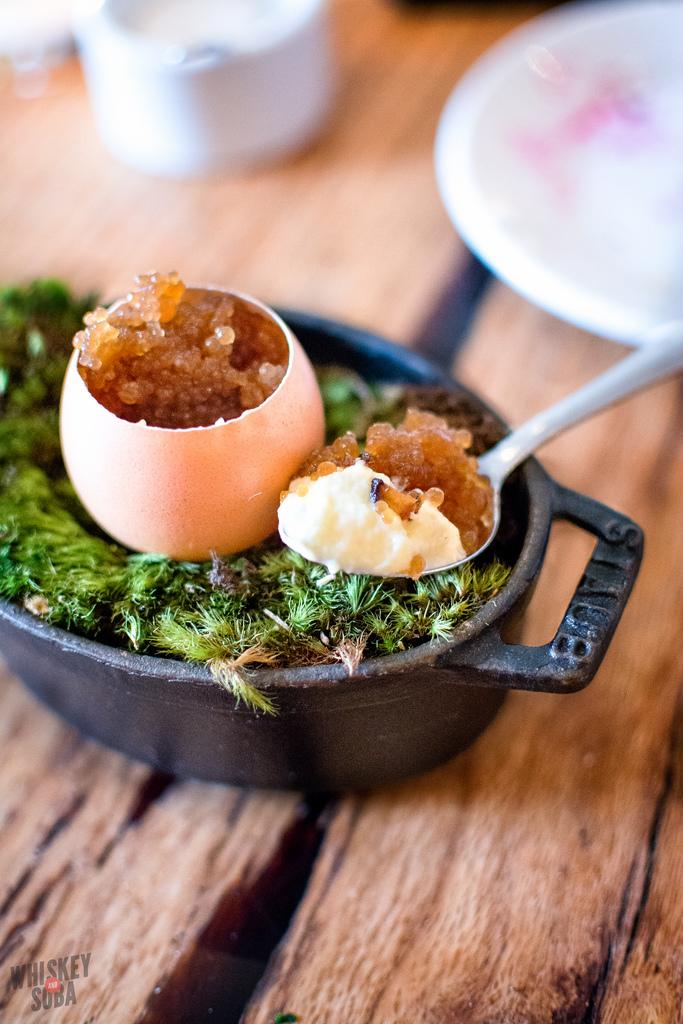 egg Niche Restaurant st.louis