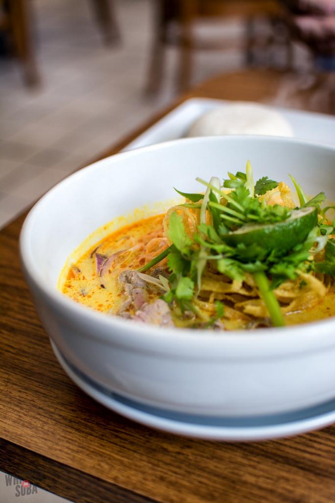 khao soi soup Fork & Stix st.louis