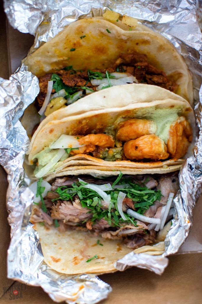 tacos Taco Bamba washington dc