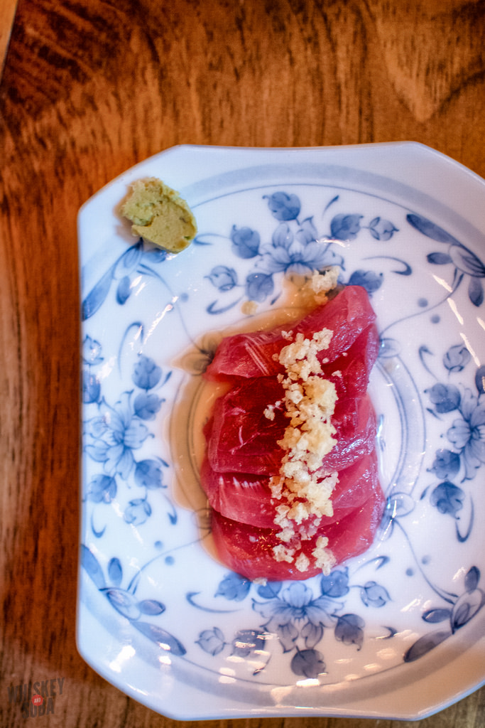tuna Rose's Luxury washington dc