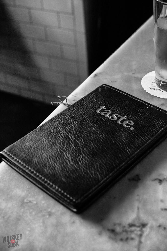 Taste St. Louis Menu