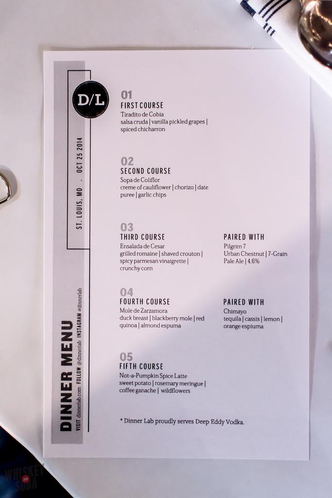 menu Danny Espinoza anomar