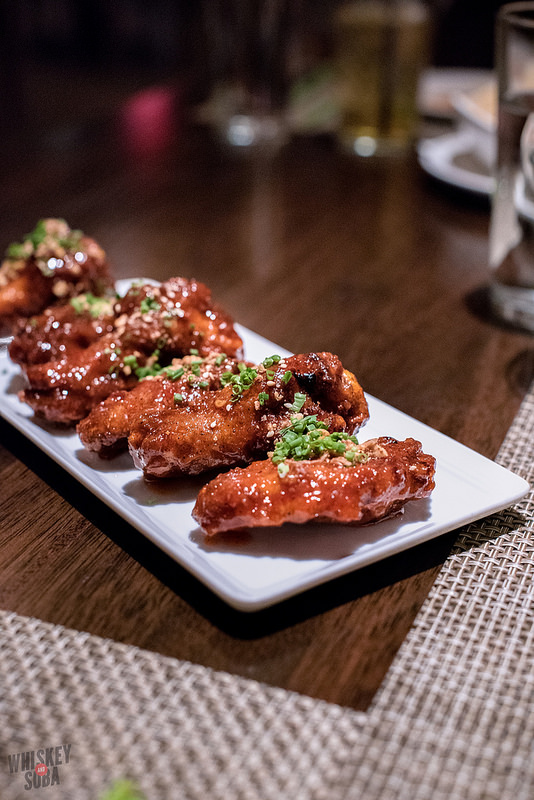 chicken wings Hiro Asian St. Louis