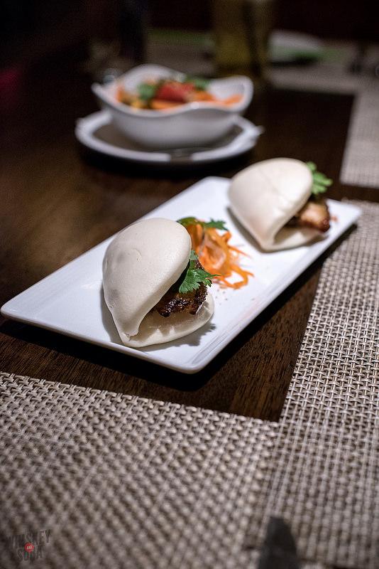 Hiro Asian St. Louis pork belly