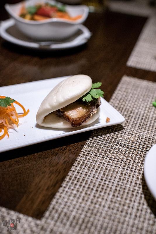 pork bun Hiro Asian St. Louis
