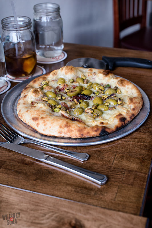 Olives at A Pizza Story