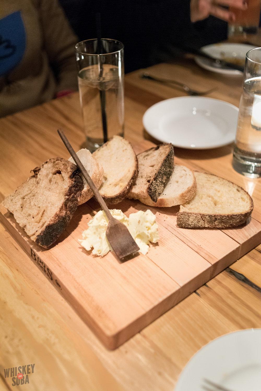 Bread at The Libertine