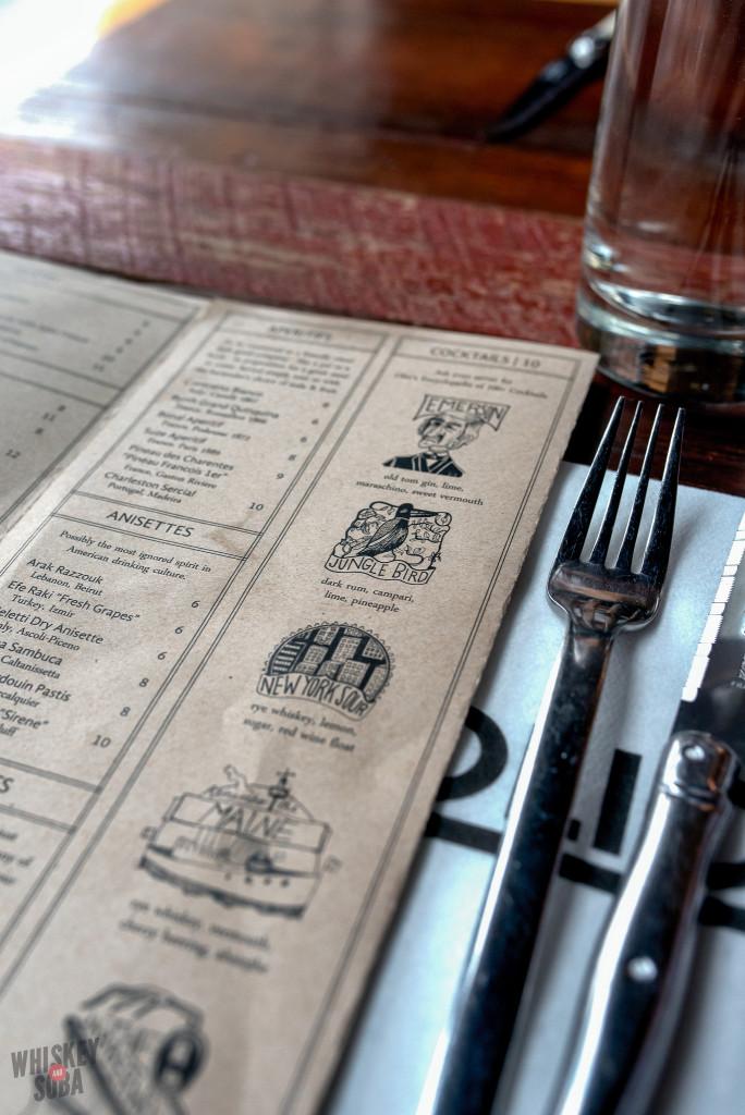 Cocktails at Olio