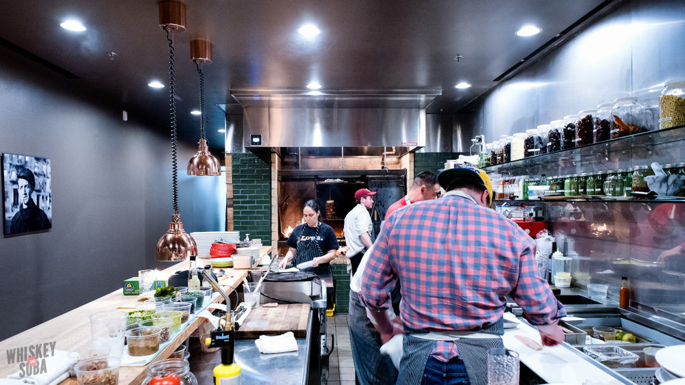 Kitchen at Publico