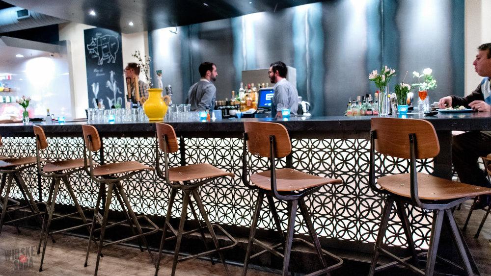 Bar at Publico