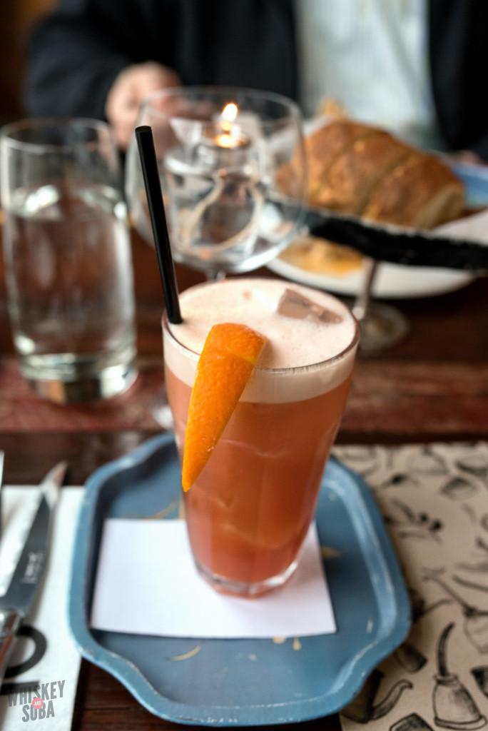 Cocktail at Olio