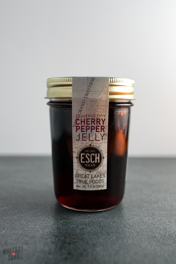 Pepper Jelly at Larder and Cupboard