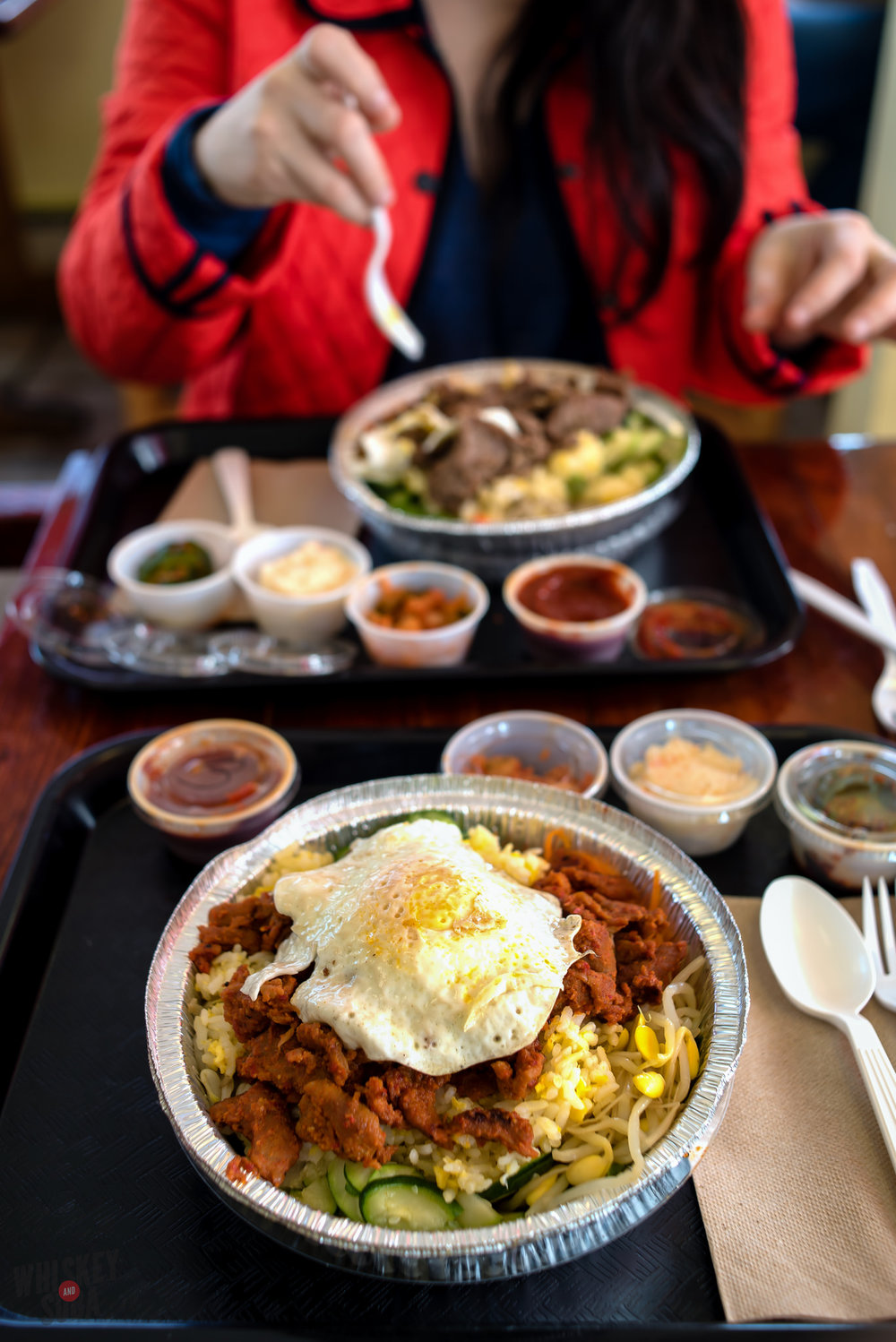 Bibimbap at Kim Cheese