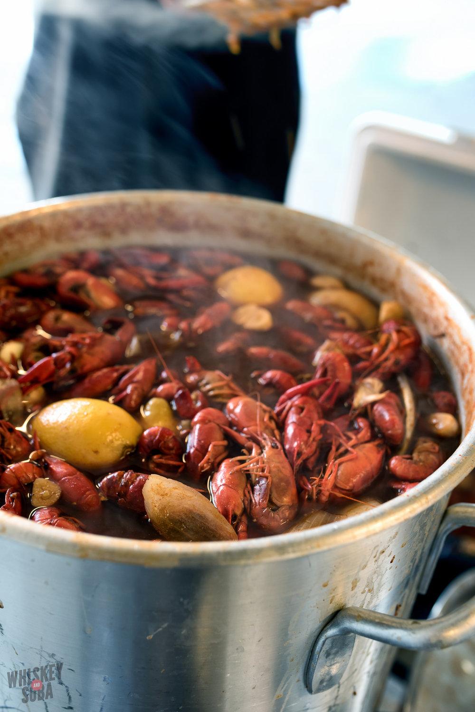 Crawfish Boil Pot