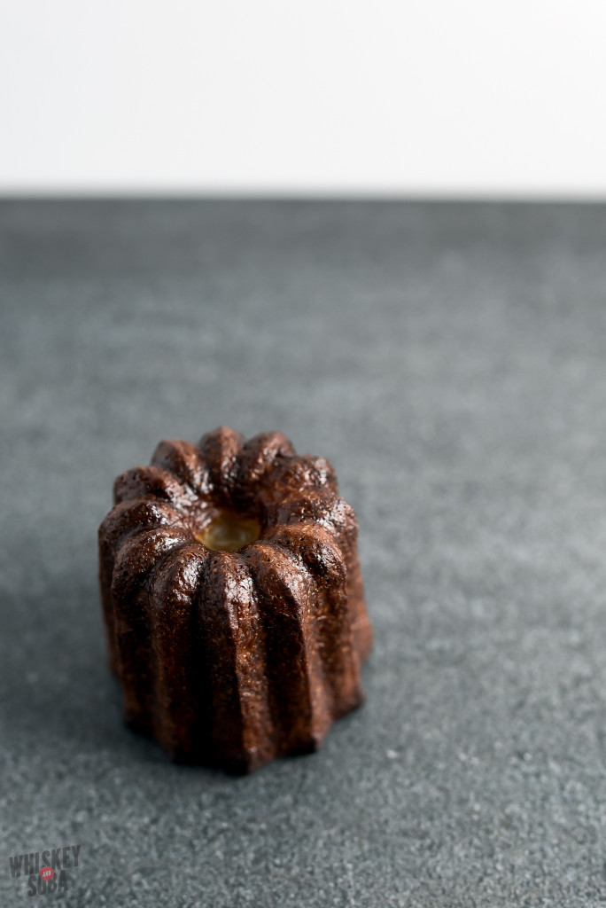 Lemon Canele at La Patisserie Chouquette