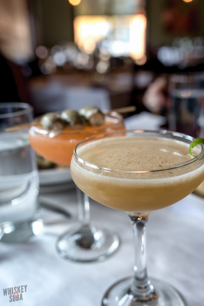 Cocktails at Five Bistro