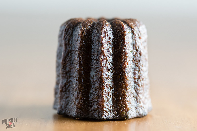 Canele at La Patisserie Chouquette