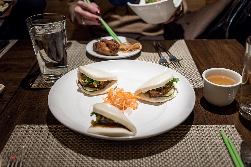 Pork Buns at Hiro